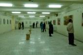 گزارش تصویری نمایشگاه بخش هنری گروه قاصدک