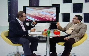 دکتر شیری در شبکه جام جم7آذر