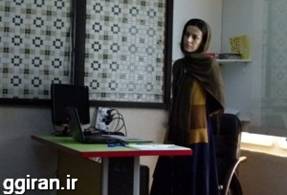 گزارش تصویری سمینار تفسیر نقاشی کودکان-سخنران :سرکار خانم حمیده فتحی