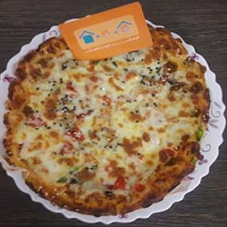 2نوع پیتزا دو جلسه