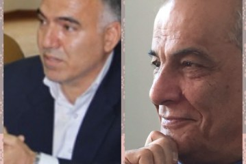 جلسه ی مشترک پرفسور مجتبی صدریا و دکتر قلیزاده