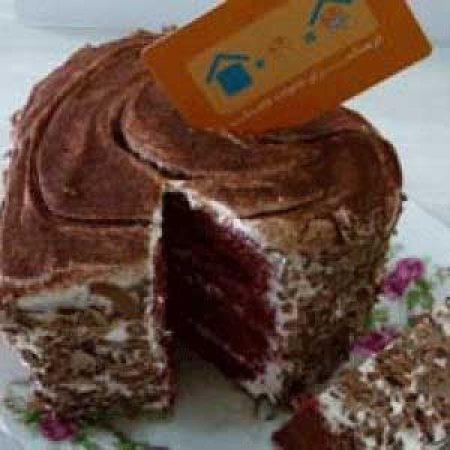 آموزش پخت کیک ردولت