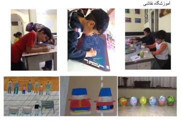 دوره ی آموزش نقاشی